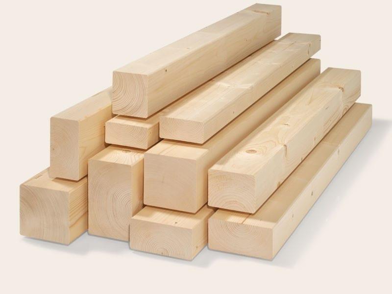 Konstruktionsvollholz (KVH) Fichte*